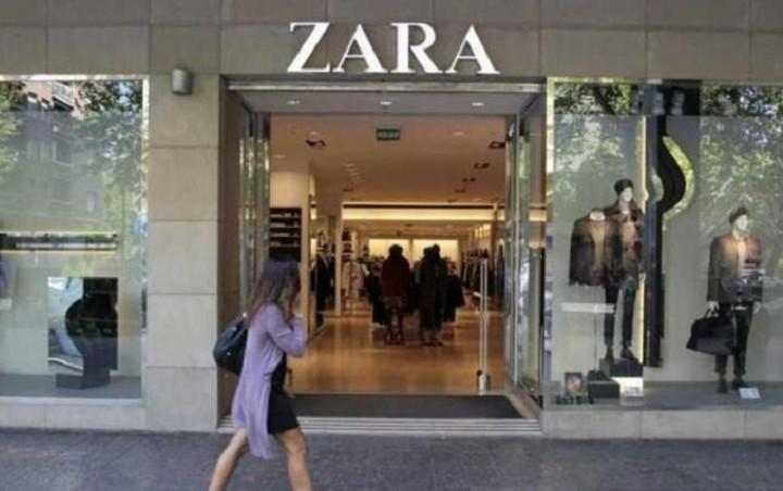 Μήνυση κατά της Zara για φόρεμα με... ποντίκι