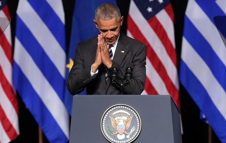 Ομπάμα: «Έχουμε χρέος στην Ελλάδα»