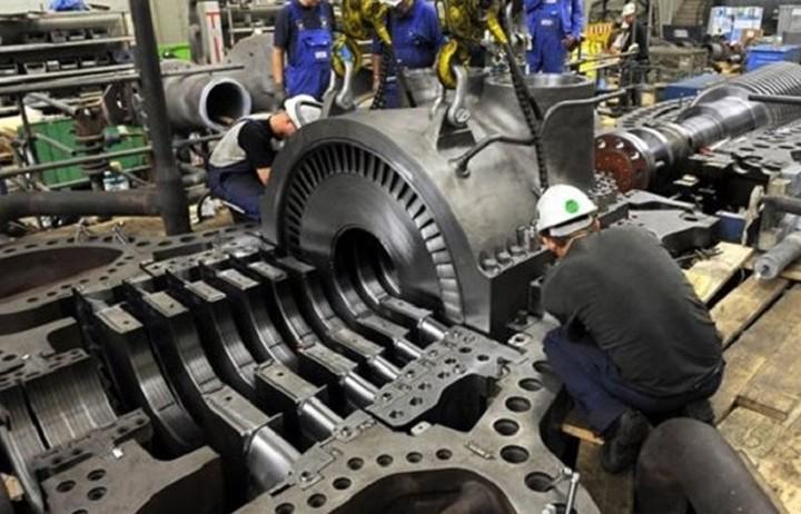 Αύξηση στη βιομηχανική παραγωγή τον Σεπτέμβριο