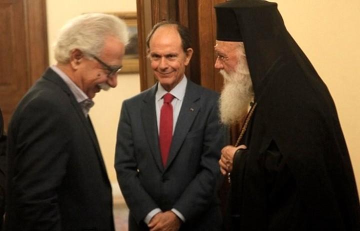 Τον Αρχιεπίσκοπο Ιερώνυμο θα συναντήσει ο Γαβρόγλου