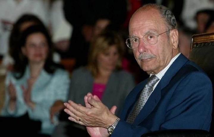 Έφυγε από τη ζωή ο πρώην ΠτΔ Κωστής Στεφανόπουλος