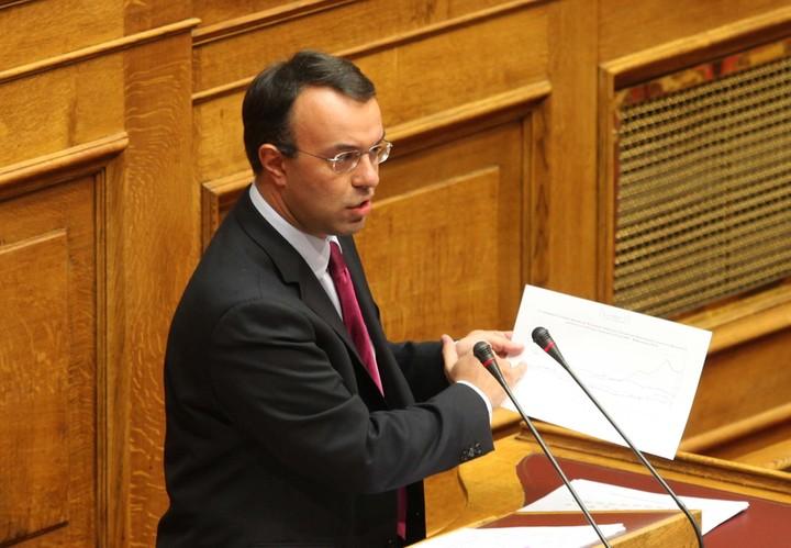 Δήλωση-απάντηση του Σταϊκούρα για τον Προϋπολογισμό