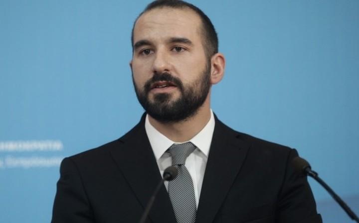 Τζανακόπουλος: Τα εθνικά θέματα δεν προσφέρονται για διαγωνισμό ατάκας
