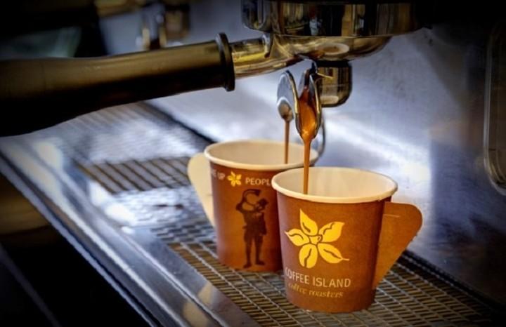 Καλύτερη αλυσίδα καφέ στην νότια Ευρώπη η Coffee Island