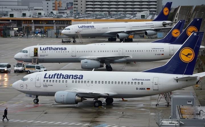 Ακυρώνονται η μία πτήση της Lufhansa πίσω από την άλλη