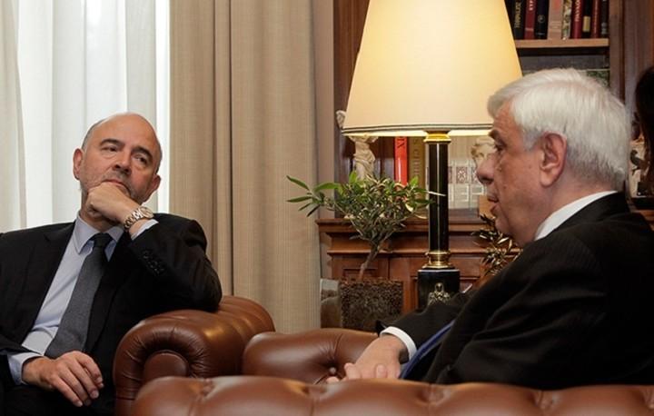 Παυλόπουλος: Η Ελλάδα δεν δέχεται μέτρα που υπερβαίνουν το ευρωπαϊκό κεκτημένο