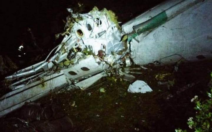 Συνετρίβη αεροσκάφος στην Κολομβία- Τουλάχιστον 6 επιζώντες