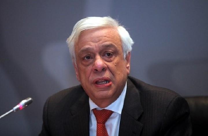 Παυλόπουλος: Δεν υπάρχει τουρκική δημοκρατία στη Κύπρο αλλά μόνο εισβολή και κατοχή
