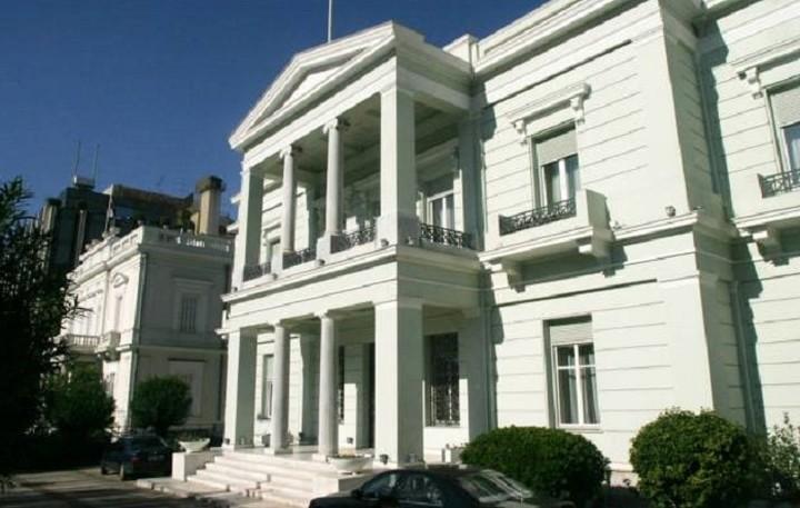 ΥΠΕΞ: H Τουρκία πρέπει να αποφασίσει αν σέβεται ή όχι το διεθνές Δίκαιο