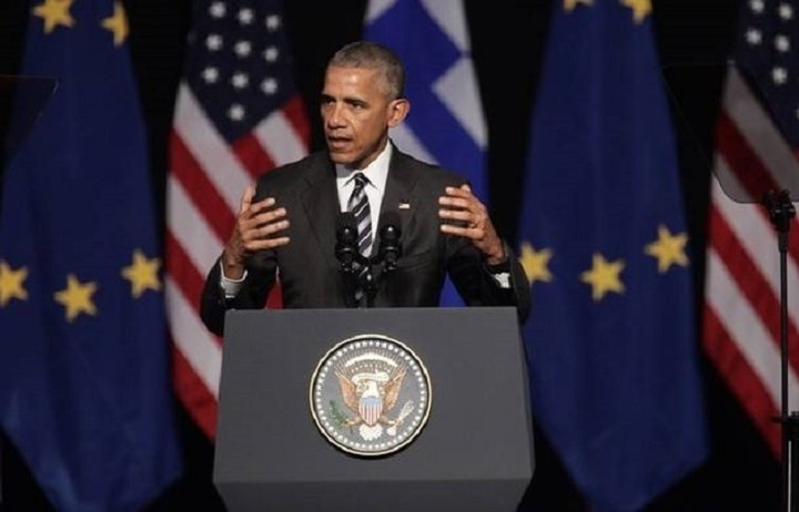 Η τελευταία σημαντική ομιλία του Ομπάμα σήμερα
