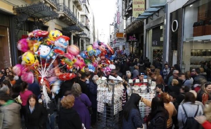 ΣΕΛΠΕ: Το εορταστικό ωράριο των καταστημάτων