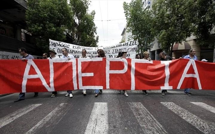 Παραλύει η χώρα σήμερα- Ποιοι συμμετέχουν στην απεργία