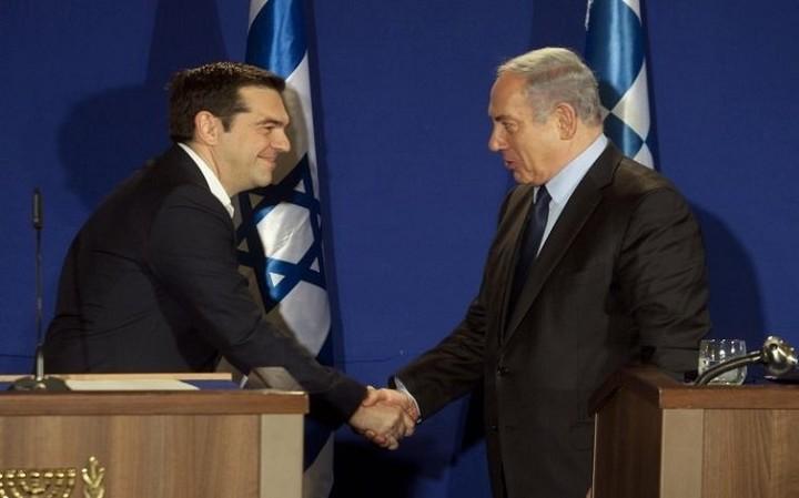 Με τον Ισραηλινό πρωθυπουργό συναντήθηκε ο Τσίπρας