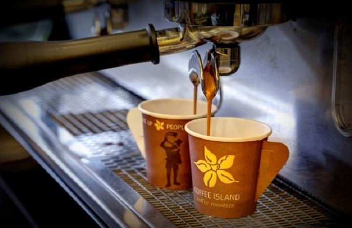 Τα Coffee Island πάνε ...Λονδίνο