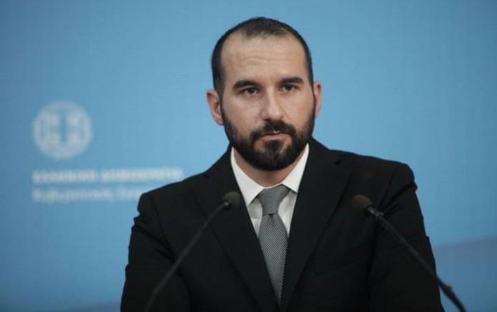 Τζανακόπουλος: Δεν θα αποδεχτούμε τη νομοθέτηση μέτρων για μετά το 2018