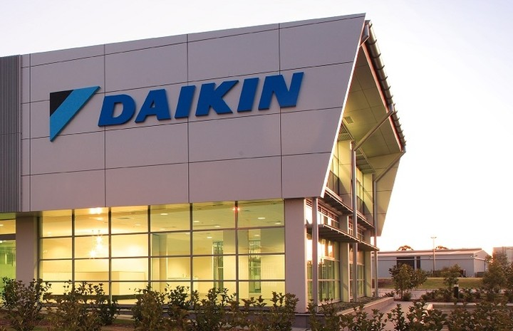 Ανοδική πορεία για την Daikin στην ελληνική αγορά