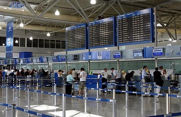 Αύξηση 9,7% στην επιβατική κίνηση στα αεροδρόμια
