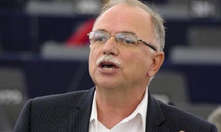 Παπαδημούλης: Μόλις έβηξε ο Σόιμπλε κρυολόγησε ο Μητσοτάκης