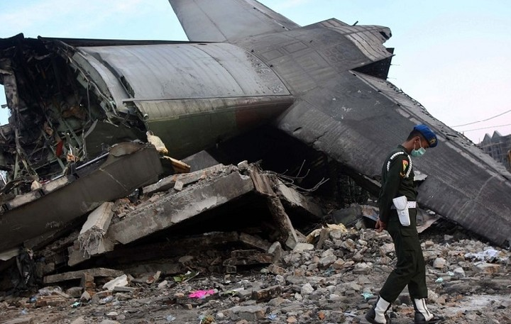 Συντριβή στρατιωτικού αεροσκάφους στη Ρωσία - Σώοι οι επιβαίνοντες