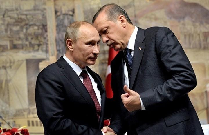 Πούτιν- Ερντογάν: Η επίθεση είχε στόχο να επηρεάσει τις ρωσοτουρκικές σχέσεις