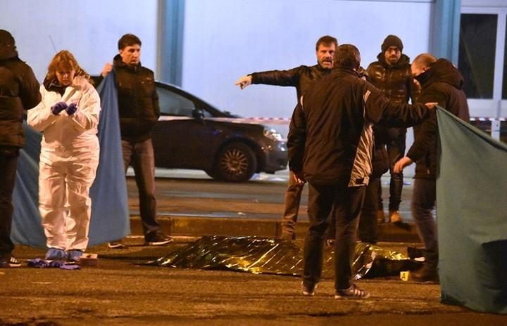 Νεκρός από πυρά αστυνομικών ο ύποπτος για το μακελειό στο Βερολίνο