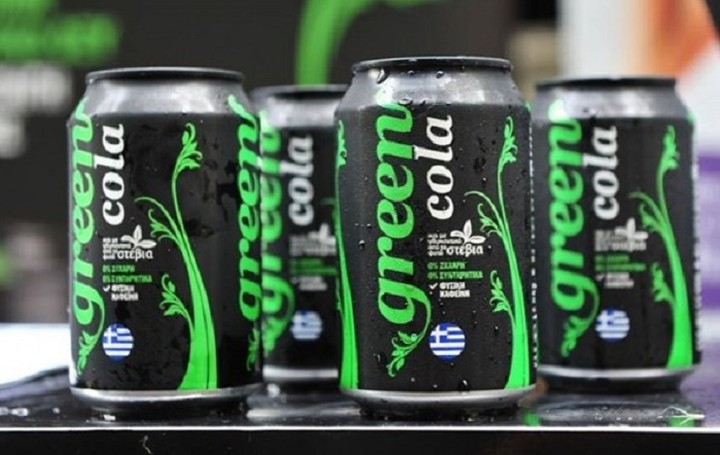 Green Cola και Sky Express δίνουν τα χέρια