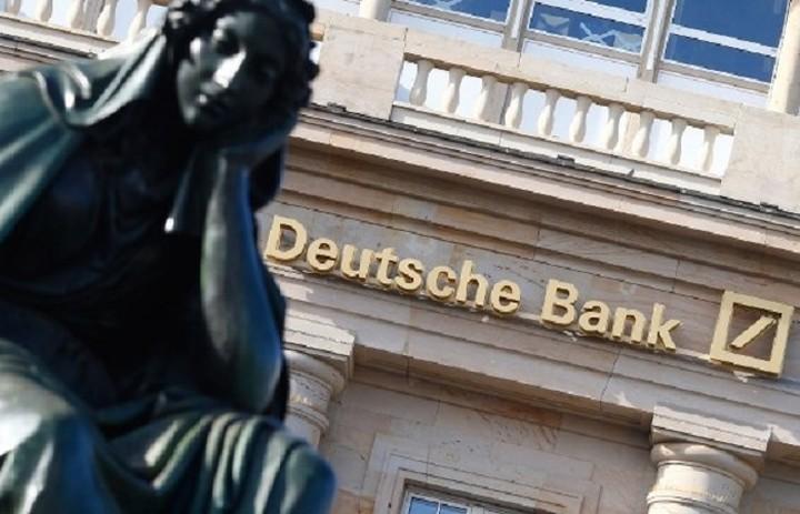 «Καμπάνα» 95 εκατ. για την Deutsche Bank