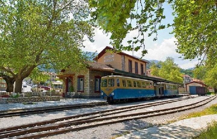 Βάζει πάλι μπρος τις μηχανές το τρένο στην Πελοπόννησο