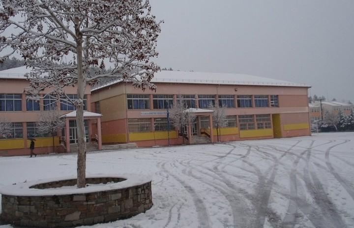 Σε ποιες περιοχές θα μείνουν κλειστά τα σχολεία αύριο