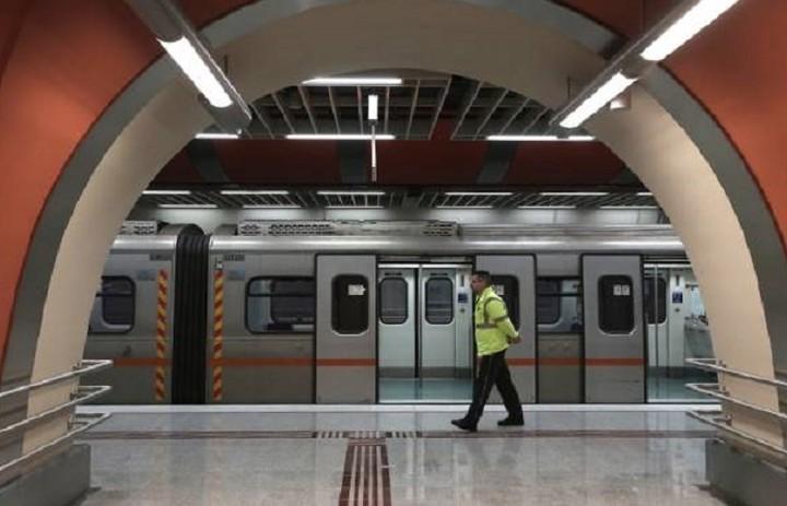 Ανοιχτοί 3 σταθμοί του μετρό για τους άστεγους