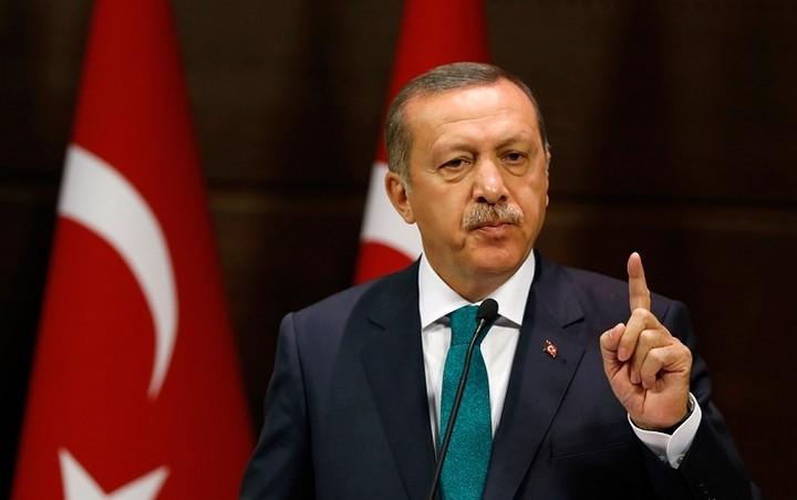 Ερντογάν: Ο Τουρκικός στρατός δεν θα φύγει από την Κύπρο