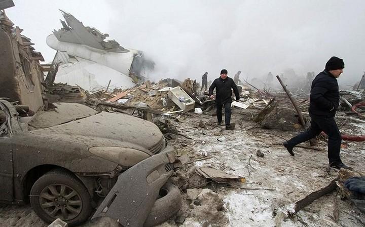 Συνετρίβη αεροσκάφος της Turkish Airlines στο Κιργιστάν - Τουλάχιστον 32 νεκροί
