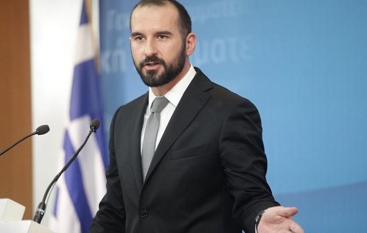 Τζανακόπουλος: Τα 4,5 δισ. που ζητά το ΔΝΤ δεν υπάρχει περίπτωση να γίνουν αποδεκτά