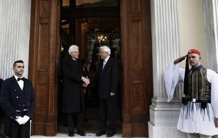 Παυλόπουλος: Η Ελλάδα θα ξεπεράσει την κρίση