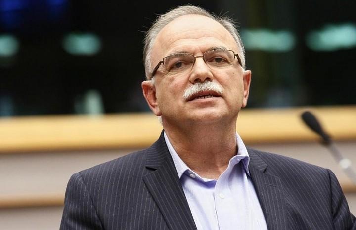 Αντιπρόεδρος του Ευρωκοινοβουλίου ο Παπαδημούλης