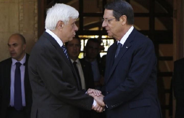 Λύση χωρίς εγγυήσεις και στρατεύματα η κοινή θέση Ελλάδας -Κύπρου