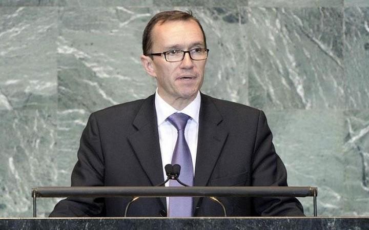 Το Συμβούλιο Ασφαλείας ενημερώνει ο Άιντε σχετικά με το Κυπριακό
