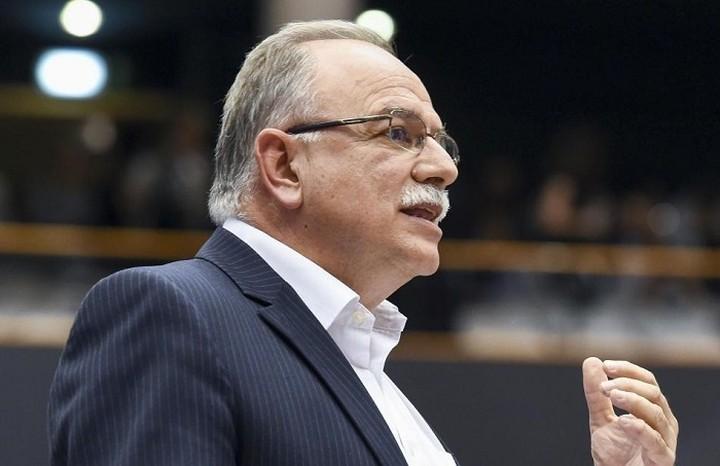 Παπαδημούλης: Τη διάλυση της ΕΕ επιθυμεί ο Τραμπ