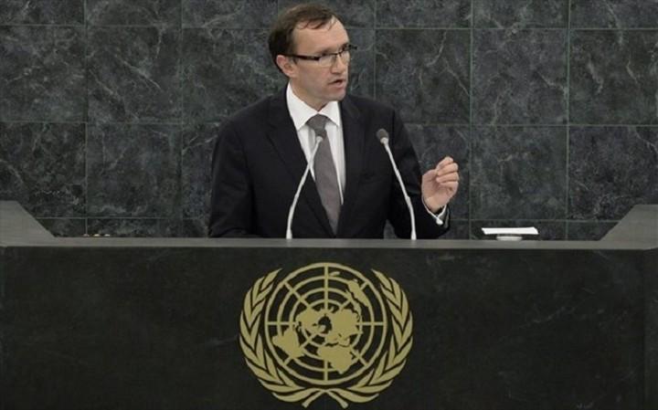Άιντε: Υπάρχει μία ευκαιρία για λύση του Κύπριακού η οποία δεν πρέπει να χαθεί