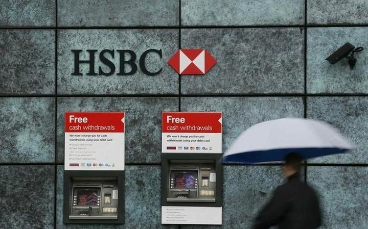 H HSBC βάζει λουκέτο σε 117 καταστήματα και καταργεί 380 θέσεις εργασίας
