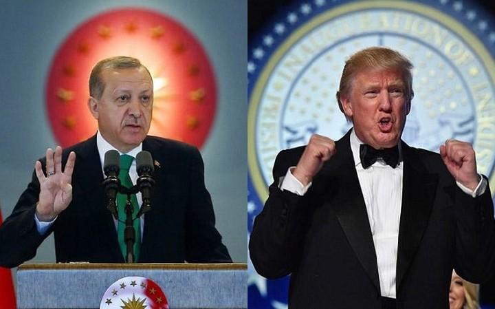 Συνάντηση με τον Τραμπ ζητά ο Ερντογάν