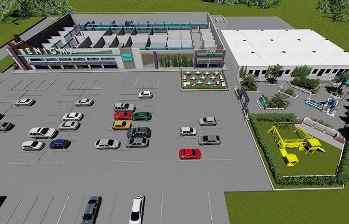 Ανοίγει νέο εμπορικό κέντρο- Οι λεπτομέρειες