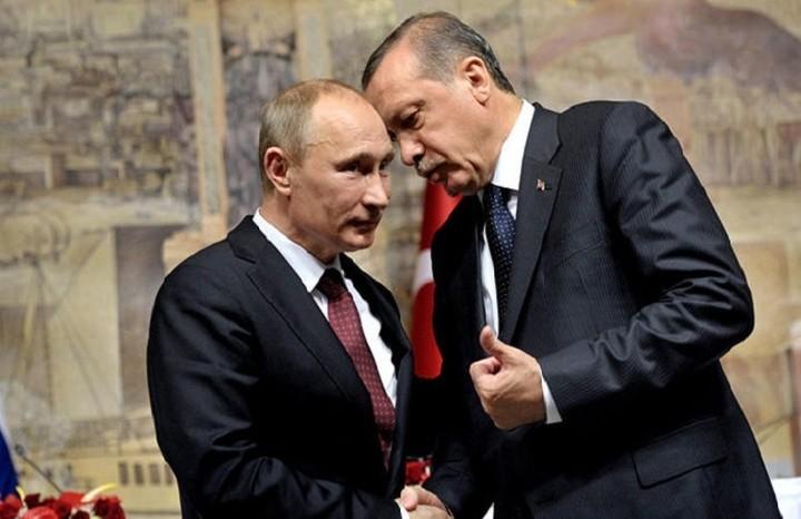 Συνάντηση Ερντογάν -Πούτιν τον Μάρτιο