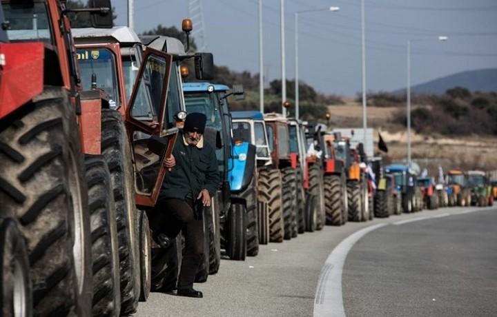 Στην Αθήνα έρχονται οι αγρότες την ερχόμενη Τρίτη 14/2