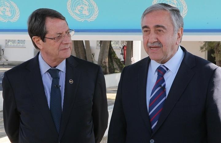 Μετά τις 13 Μαρτίου νέα διάσκεψη Αναστασιάδη -Ακιντζί