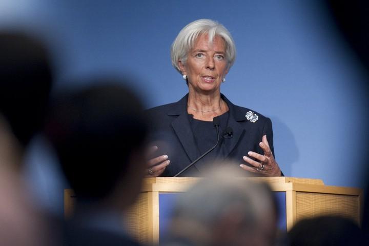 Λαγκάρντ: Το ΔΝΤ θα μείνει στο ελληνικό πρόγραμμα μόνο με ελάφρυνση χρέους και μεταρρυθμίσεις