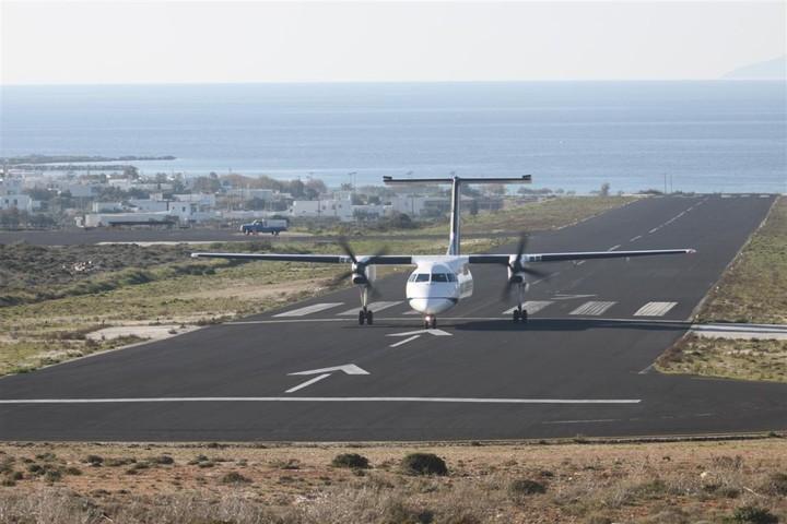 Frapport: Τα τελευταία εμπόδια για τη μεταβίβαση των 14 αεροδρομίων