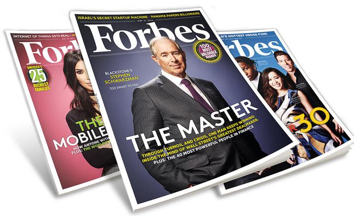 Οι τρεις Έλληνες της λίστας δισεκατομμυριούχων του Forbes