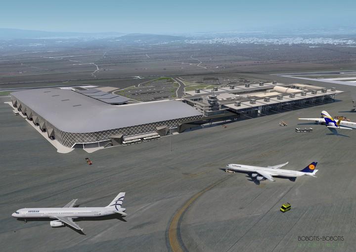 """Τα """"νέα"""" 14 περιφερειακά αεροδρόμια της χώρας, με τα... μάτια της Fraport (ΦΩΤΟ)"""