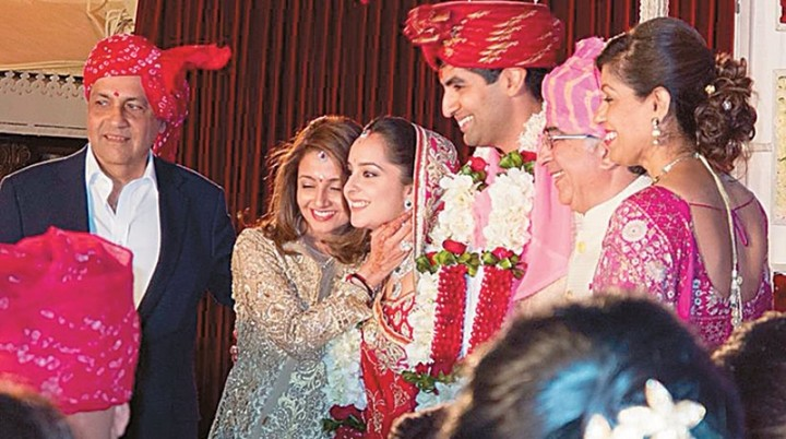 Ο πανίσχυρος Ινδός επιχειρηματίας των τηλεπικοινωνιών που πάντρεψε την κόρη του στην Αθήνα